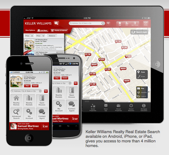 Best mobile real estate app!